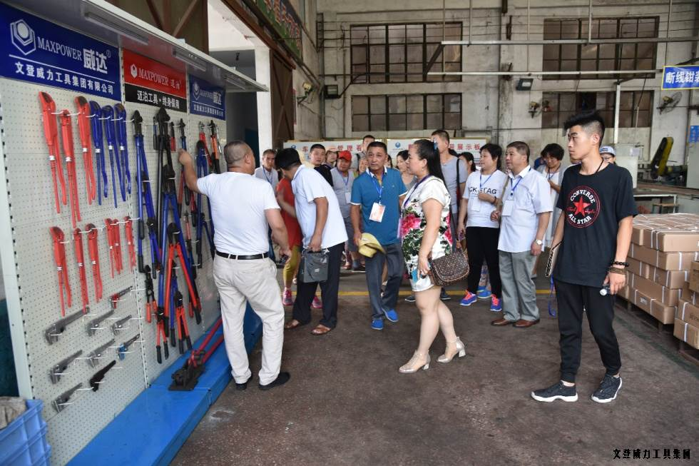 祥鸿物资公司经销商参观ballbet手机集团(图5)