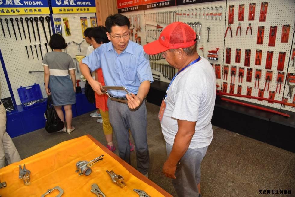 祥鸿物资公司经销商参观ballbet手机集团(图15)